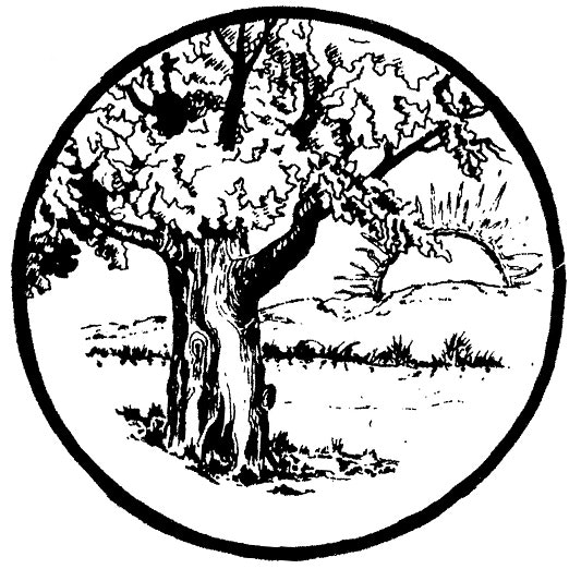 The logo used by the district beginning in the early 1970s.