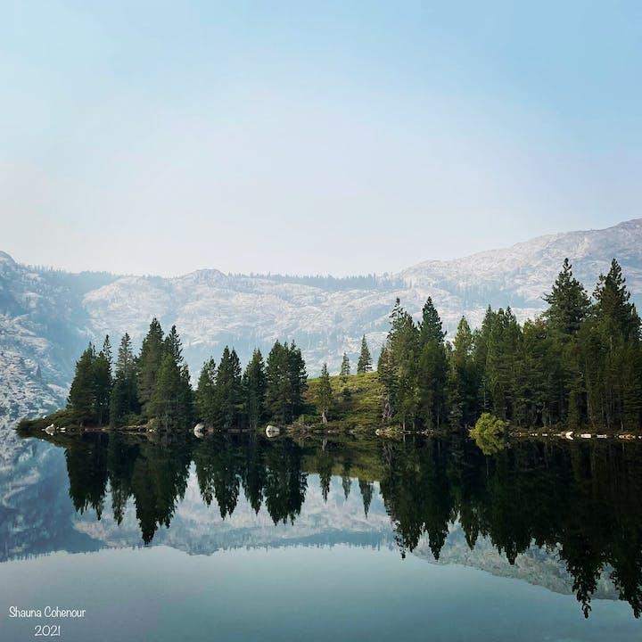 Faucherie Lake 2021