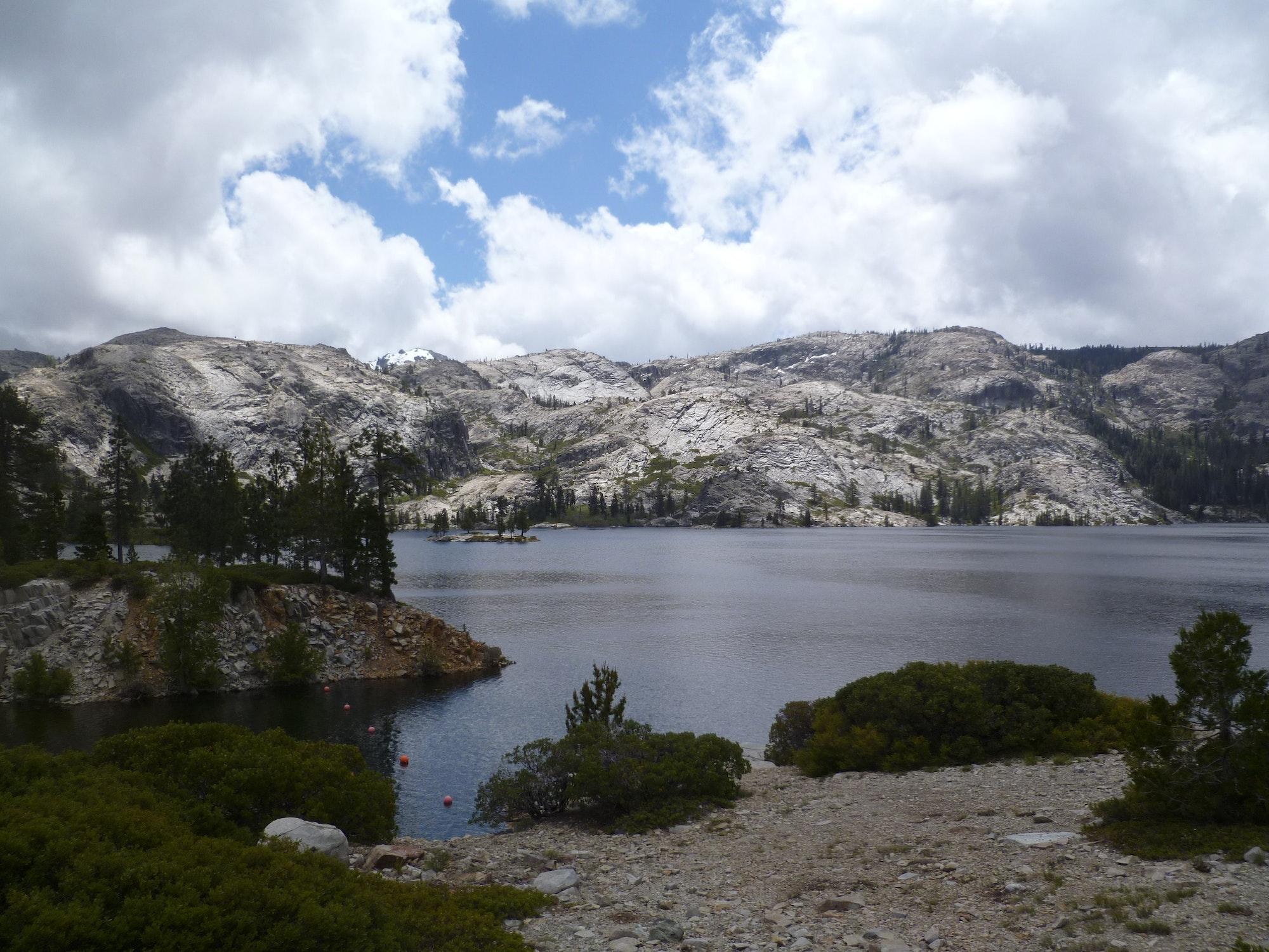 Faucherie Lake
