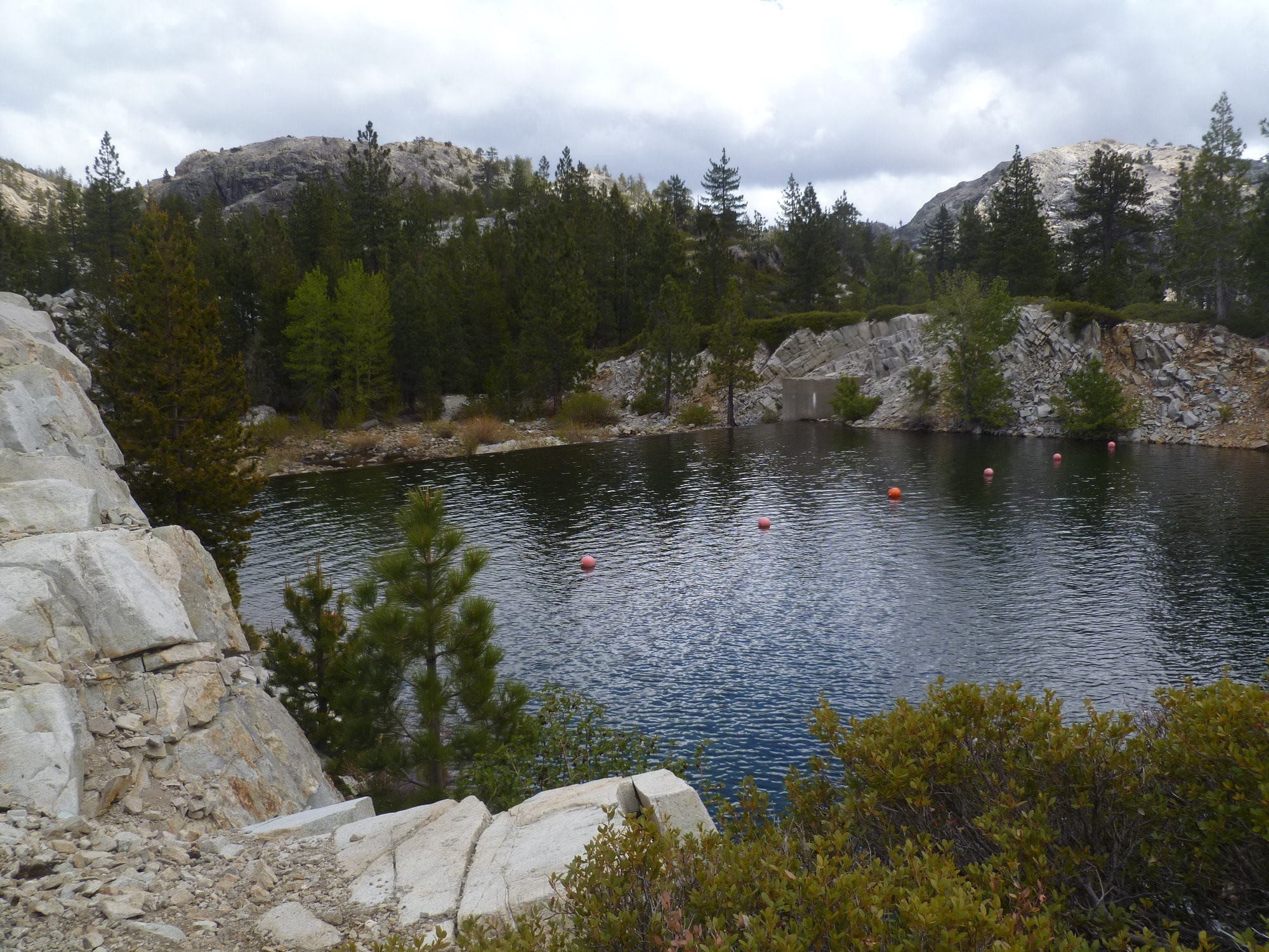 Faucherie Lake