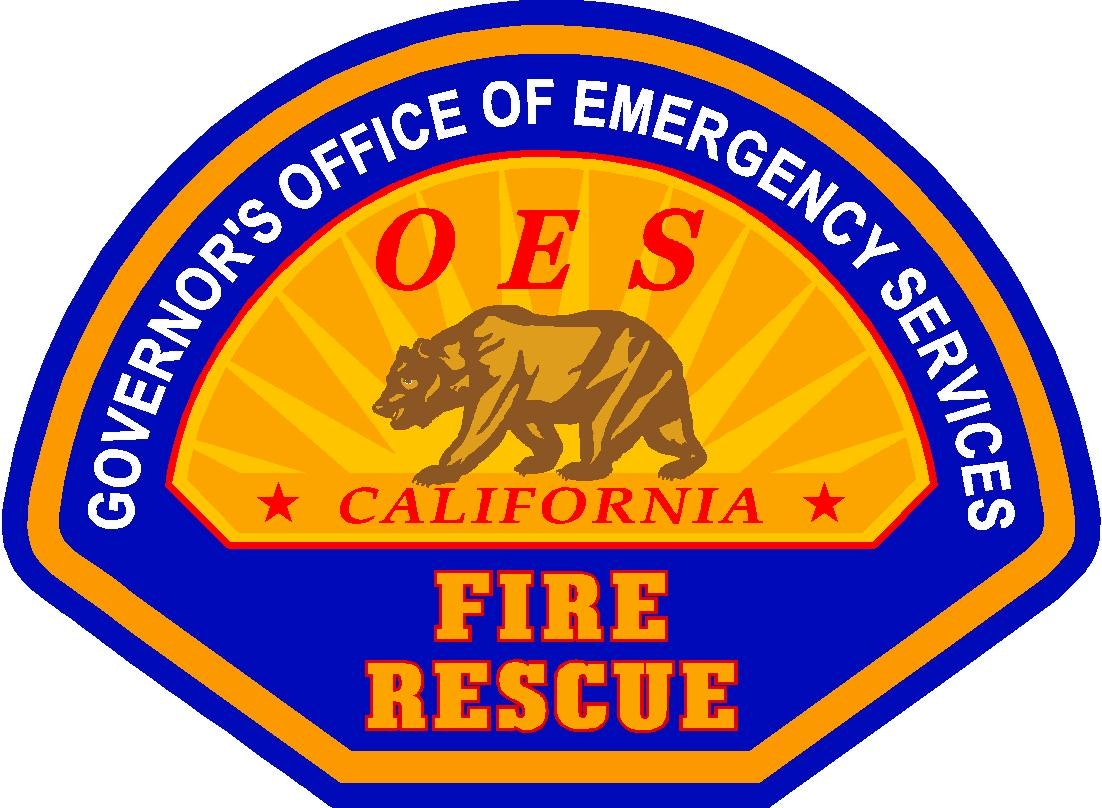 May contain: logo, Governors Office Of Emergency Services Fire Rescue