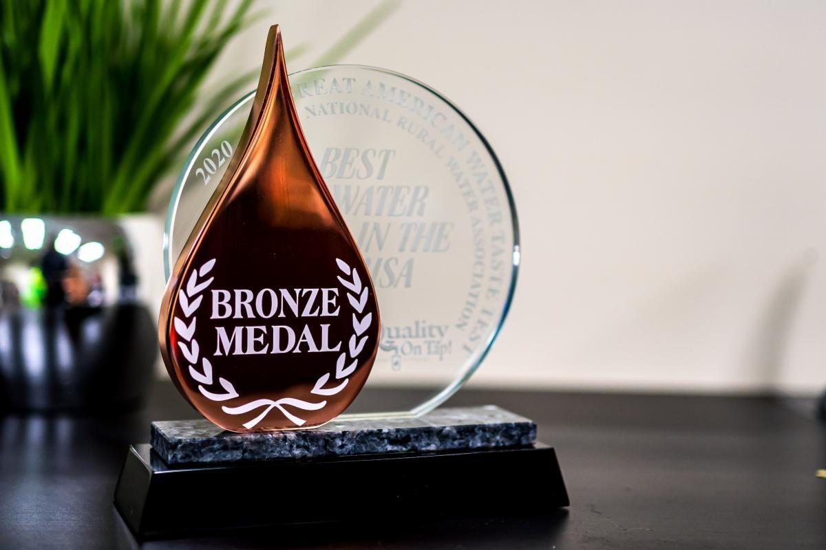 California Pines Bronze Medal