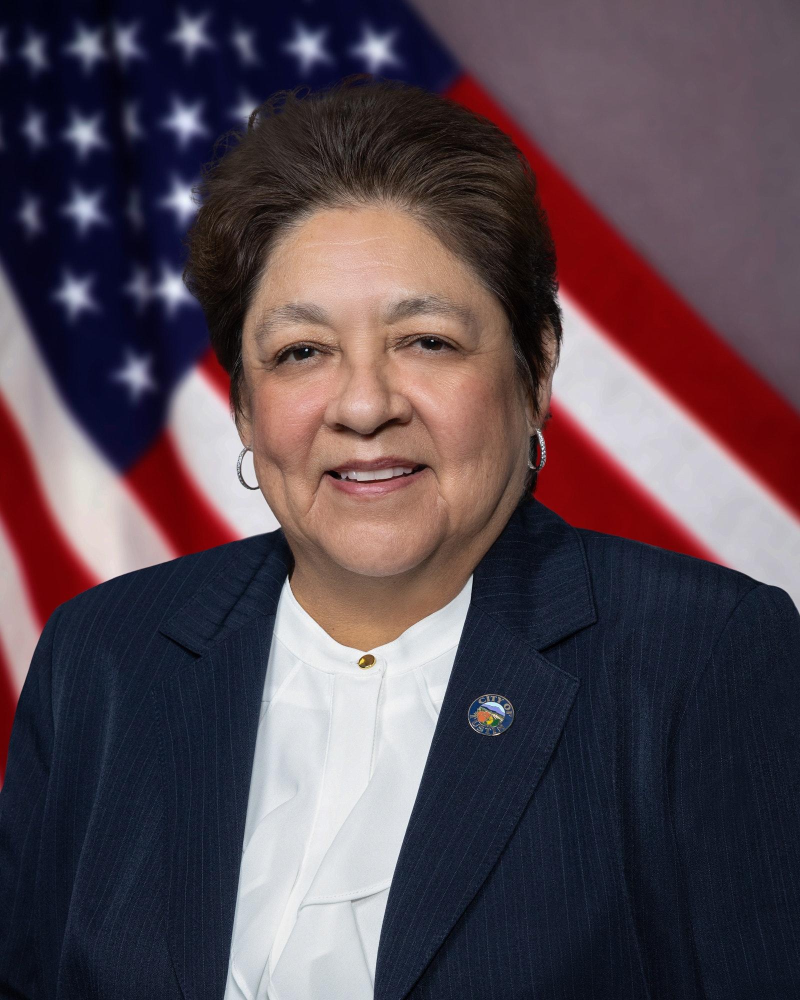 Tustin Trustee, Rebecca Gomez