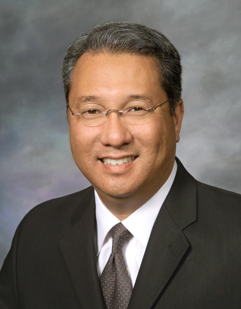 Aliso Viejo Trustee Ross Chun