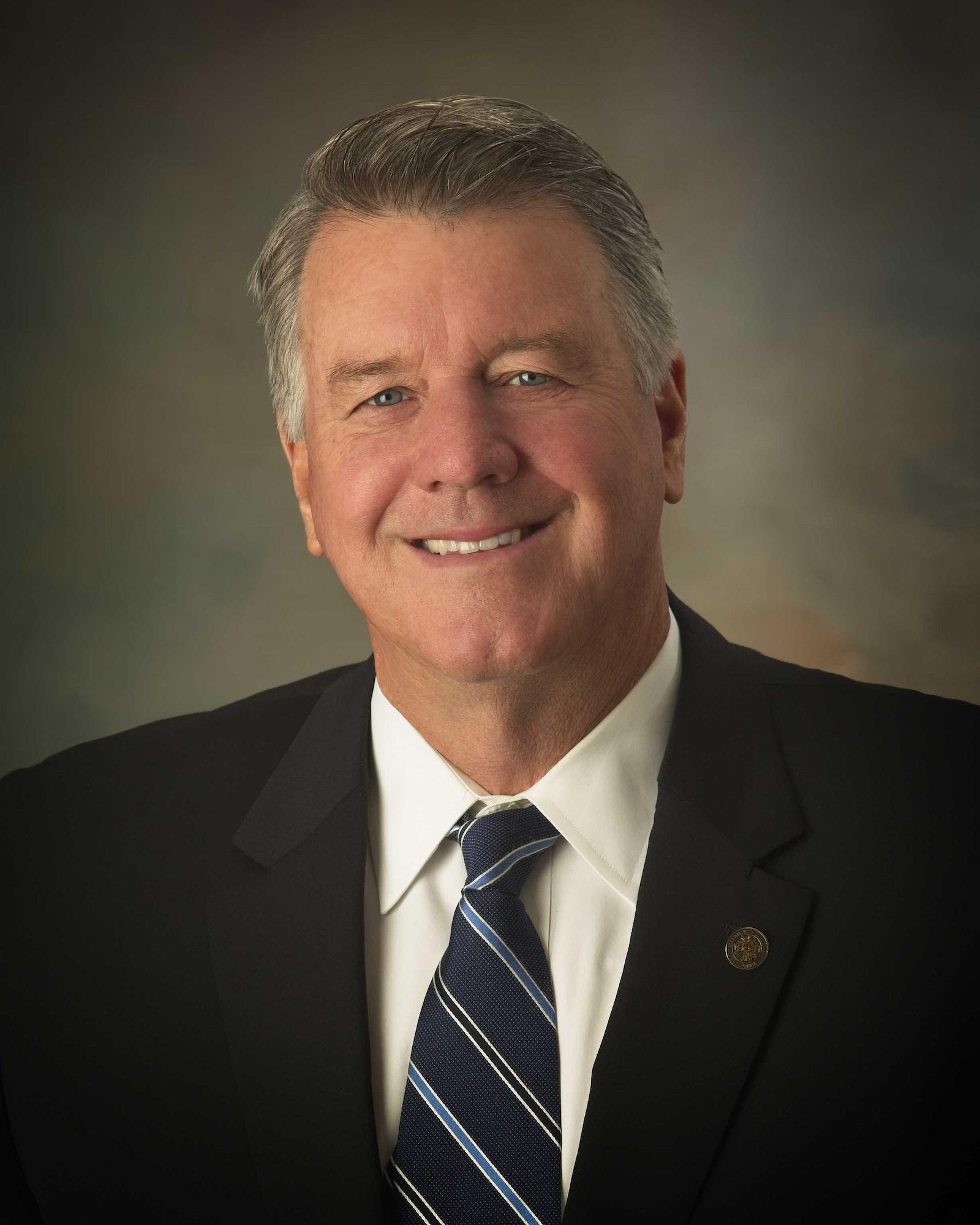San Juan Capistrano Trustee. John Taylor