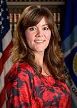 Garden Grove Trustee. Stephanie Klopfenstein