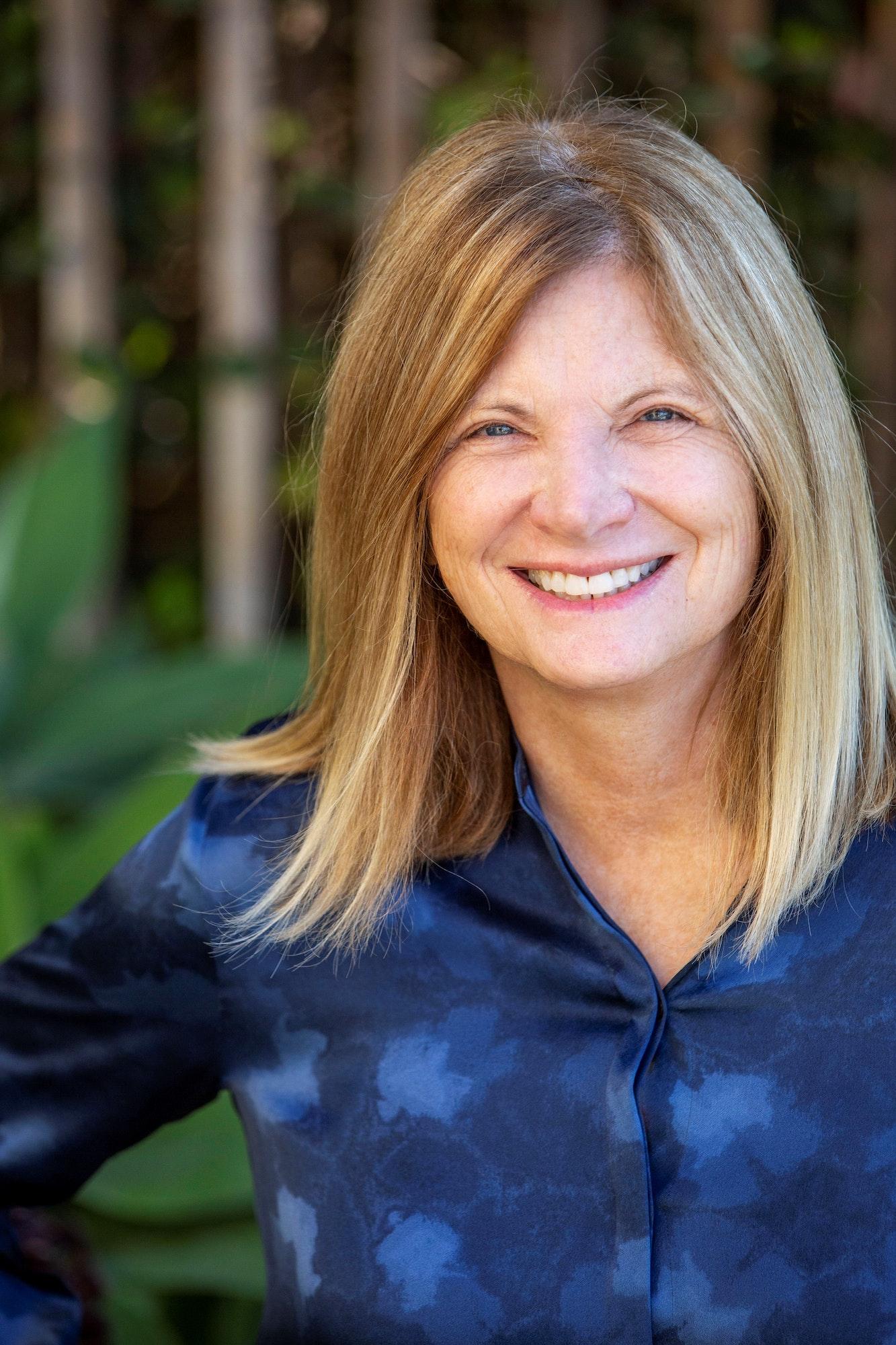 Laguna Beach Trustee, Sue Kempf