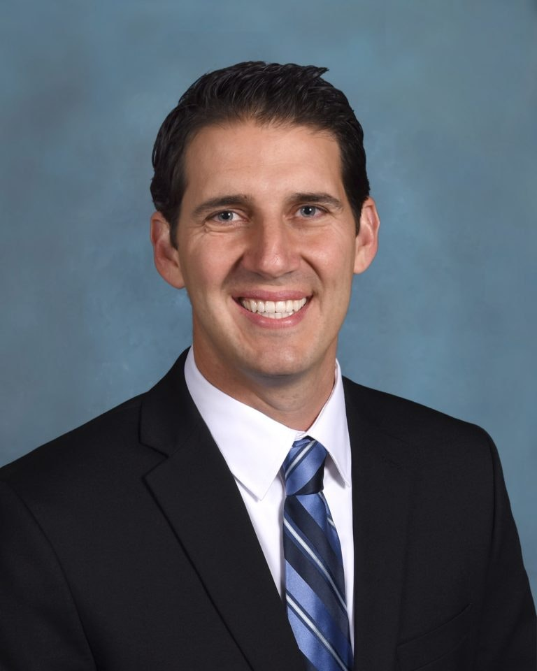 Los Alamitos Trustee. Mark Chirco