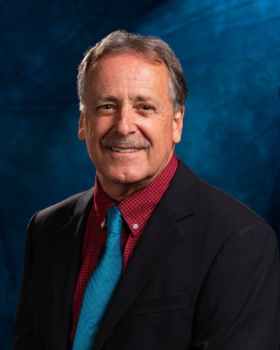 Director of Scientific Technical Services. Bob Cummings