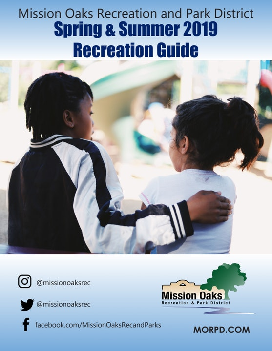 Spring Summer Recreation Guide