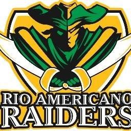 Rio Americano Raider Logo