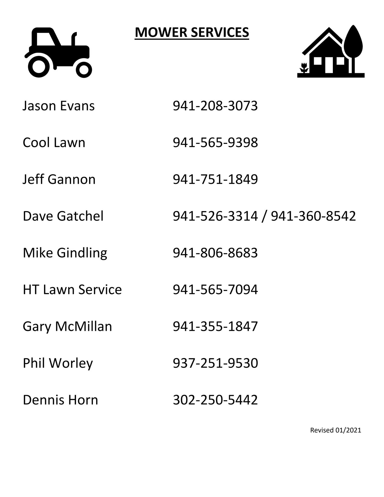 mower services in tri par