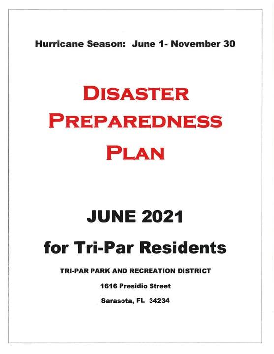 Hurricane Preparedness Plan
