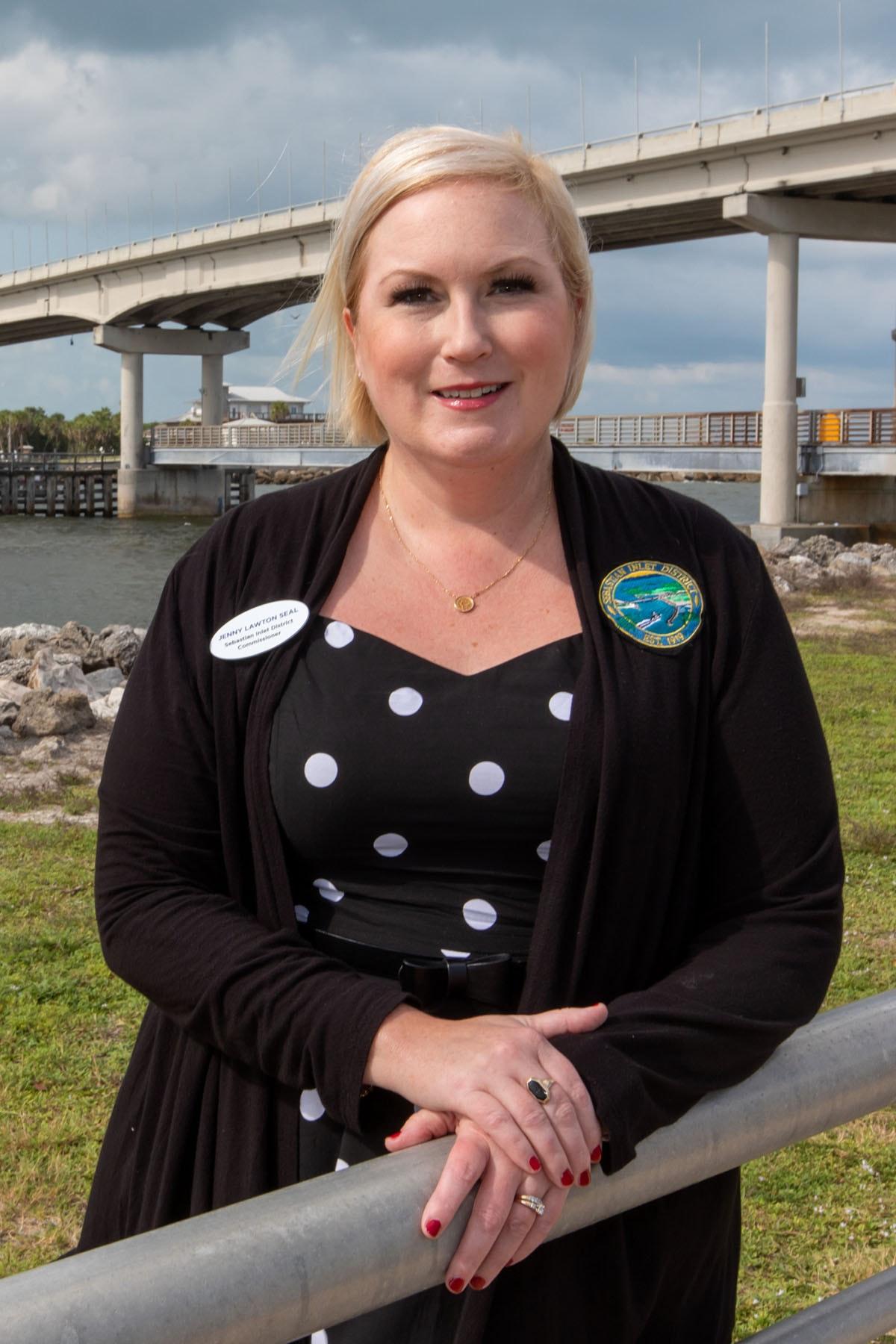 Jenny Lawton Seal headshot