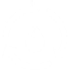 May contain: symbol and recycling symbol
