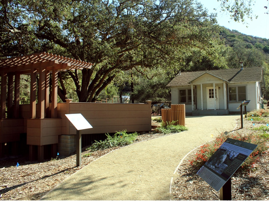 Nature Center at Camarillo Grove Park