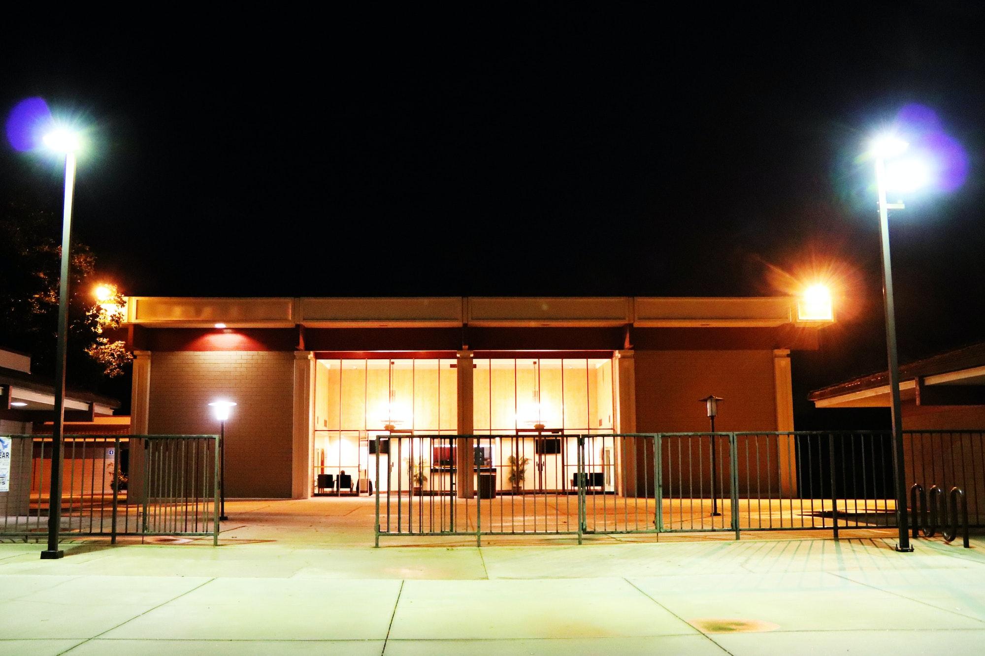 Community Center Auditorium