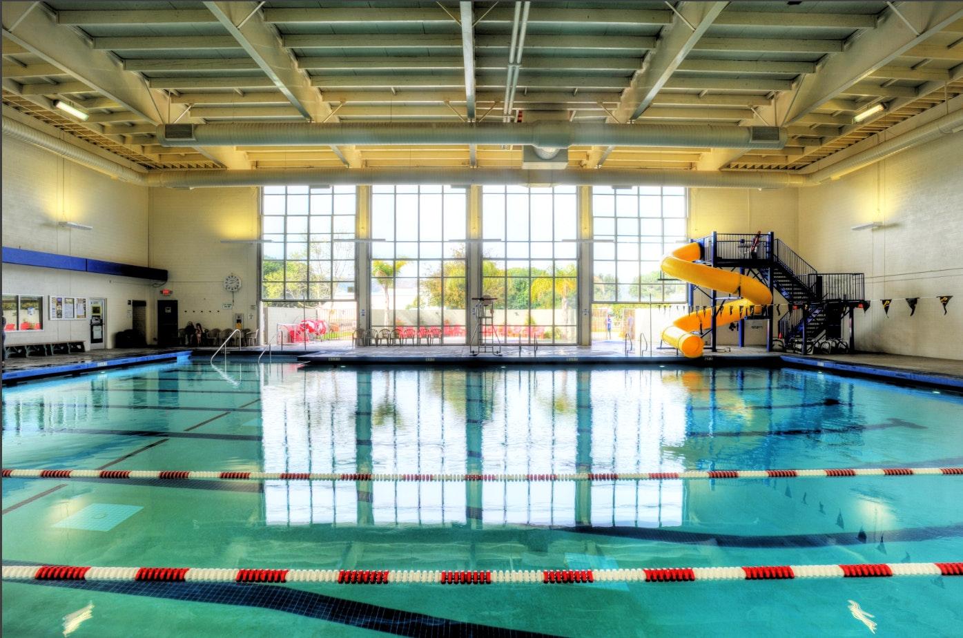 Aquatic Center at Bob Kildee Park
