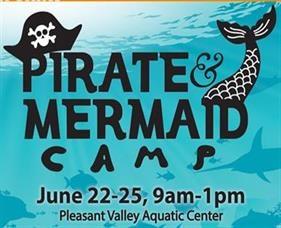 Pirate Mermaid Camp