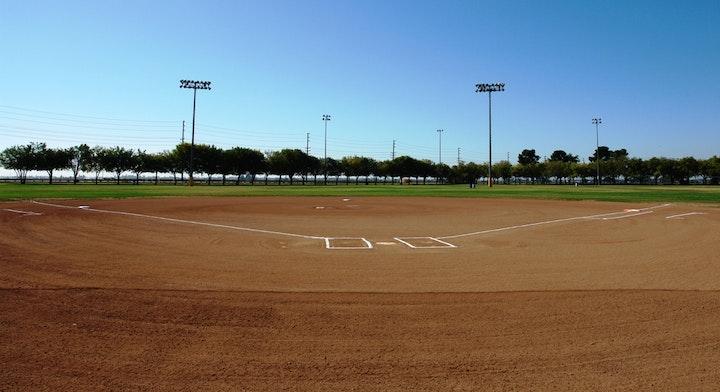 Freedom Park ballfield
