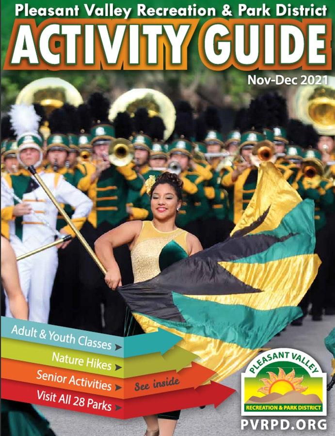 Nov/Dec Activity Guide
