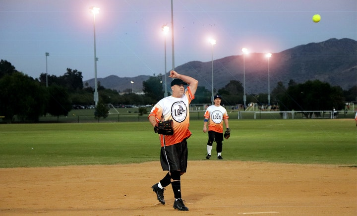 Pleasant Valley Fields softball field