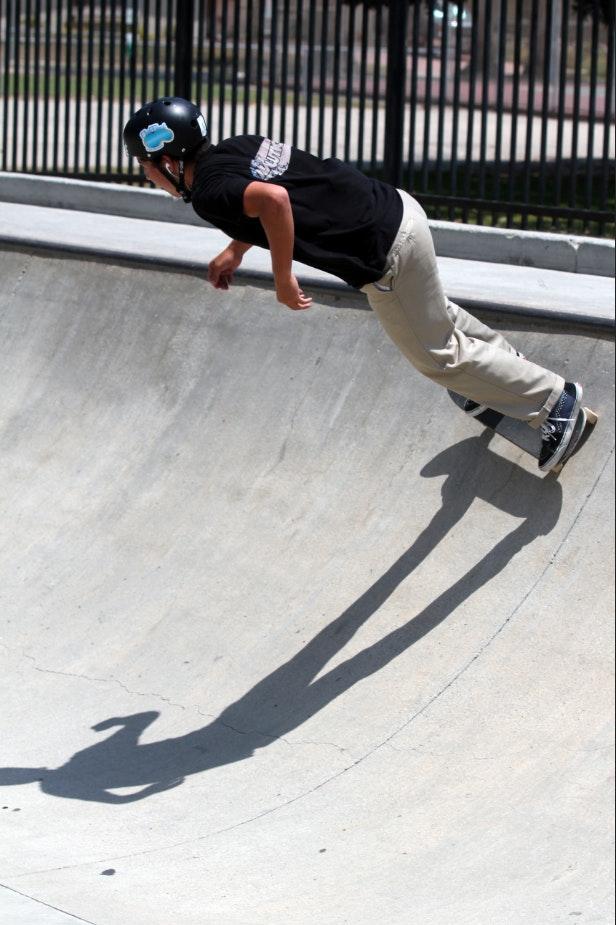 Skate Park at Bob Kildee Community Park