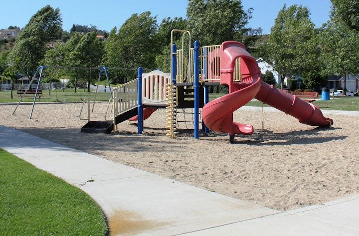 Quito Park playground
