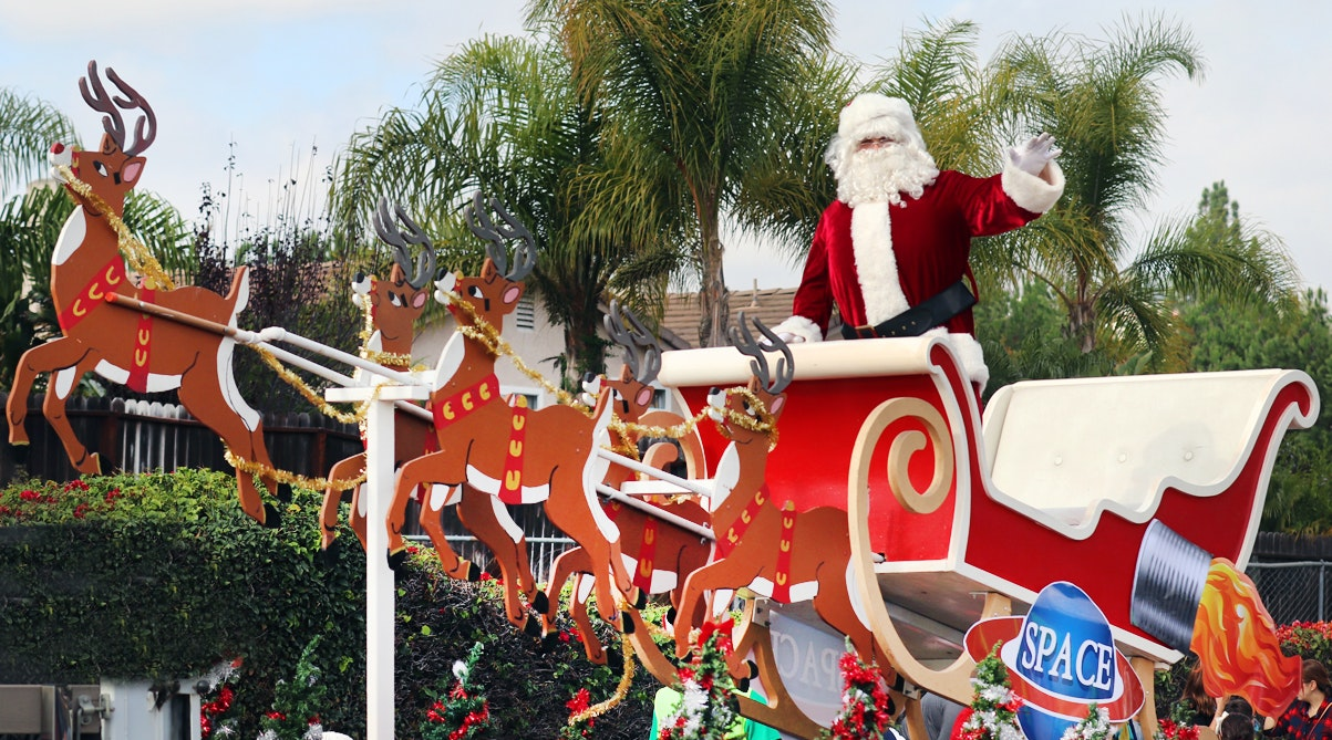 Camarillo Christmas Parade 2020 Christmas Parade   Pleasant Valley Recreation & Park District