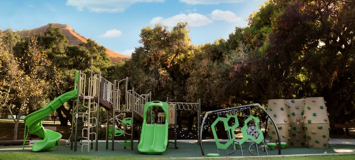 Camarillo Grove Park playground