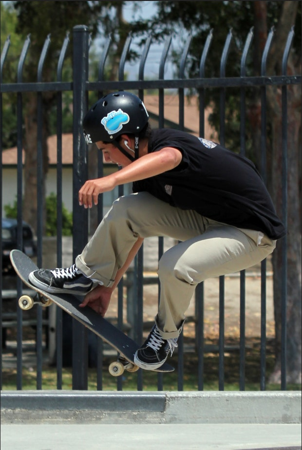 Skate Park at Bob Kildee Park