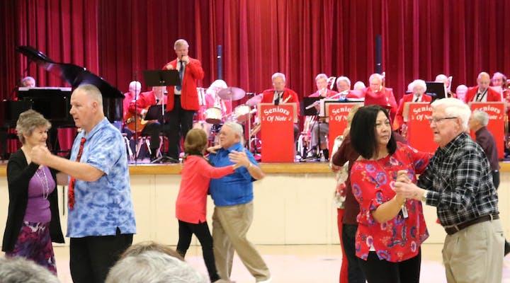 Spring Fling Dance at Community Center