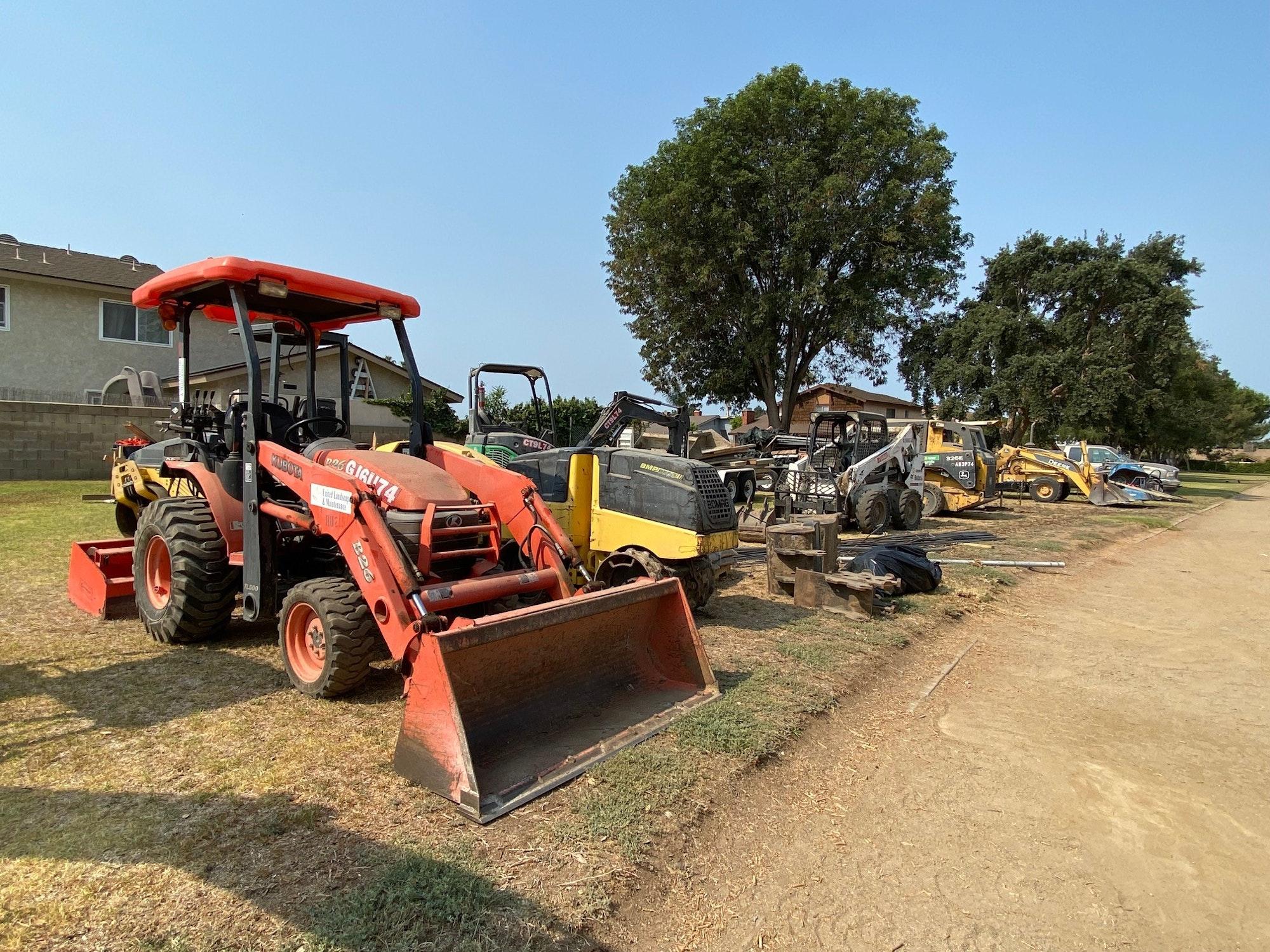 Arneill Ranch Park Renovation
