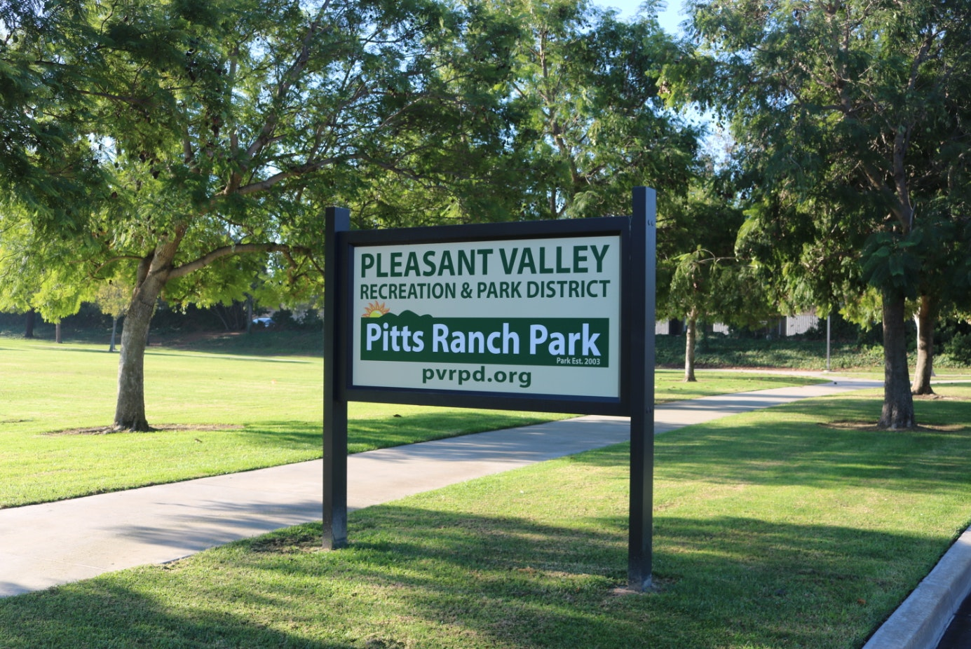 Pitts Ranch Park