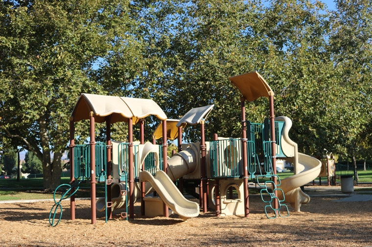 Pitts Ranch Park playground