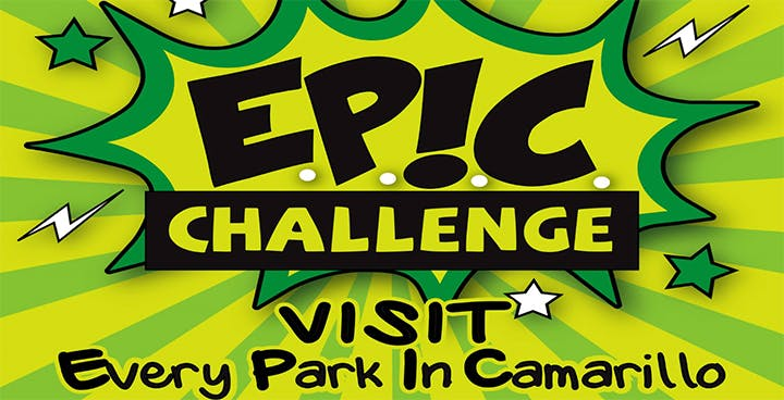 EPIC Challenge visit Every Park In Camarillo