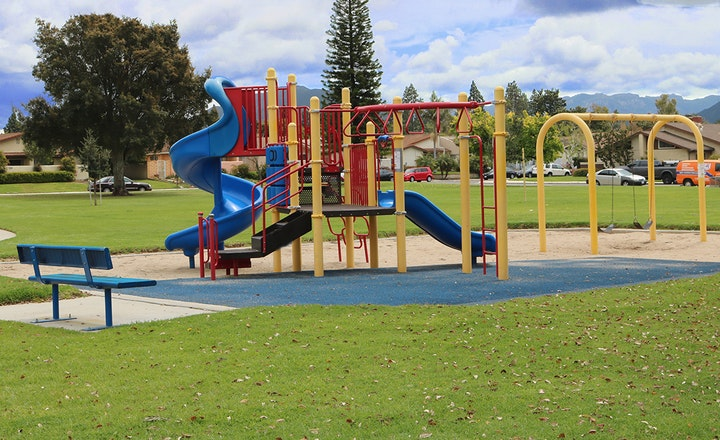Laurelwood Park playground