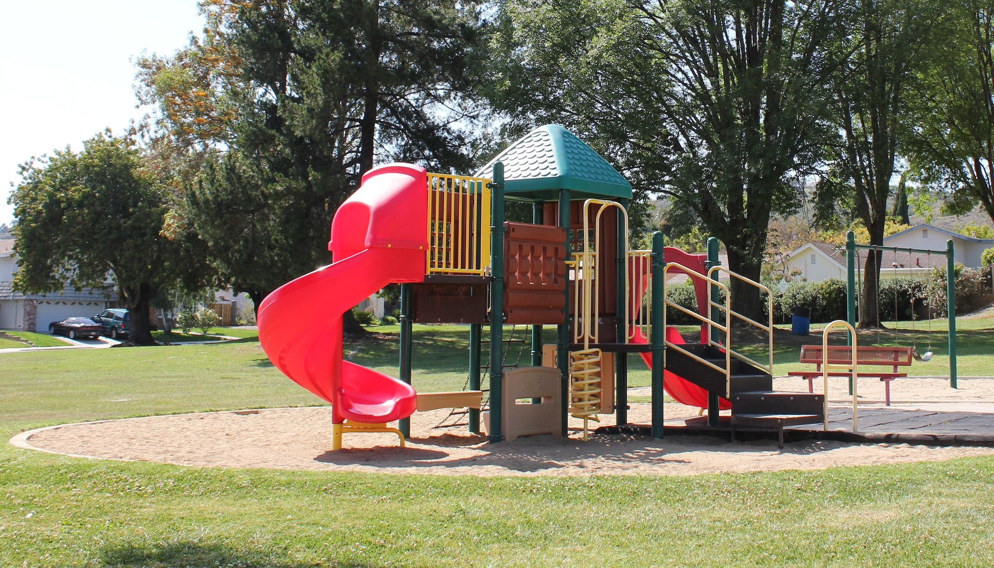 Foothill Park playground