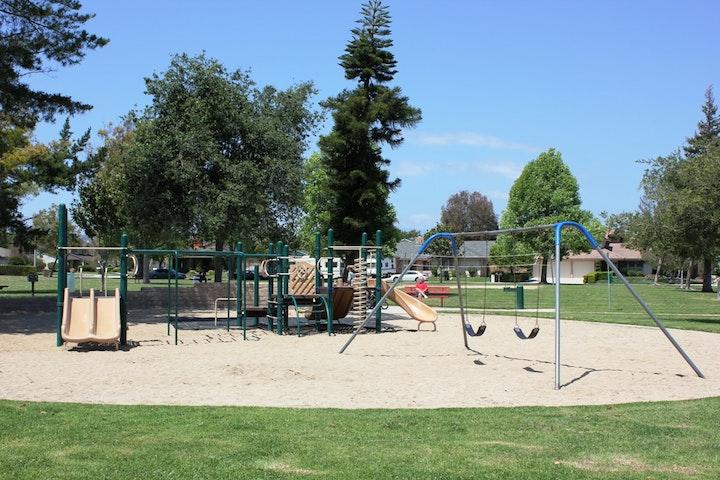 Woodside Park playground