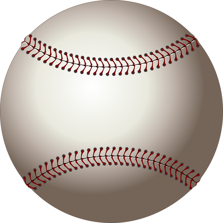 May contain: sports, team, team sport, sport, sphere, lamp, softball, baseball, clothing, and apparel