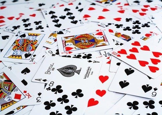 May contain: game and gambling