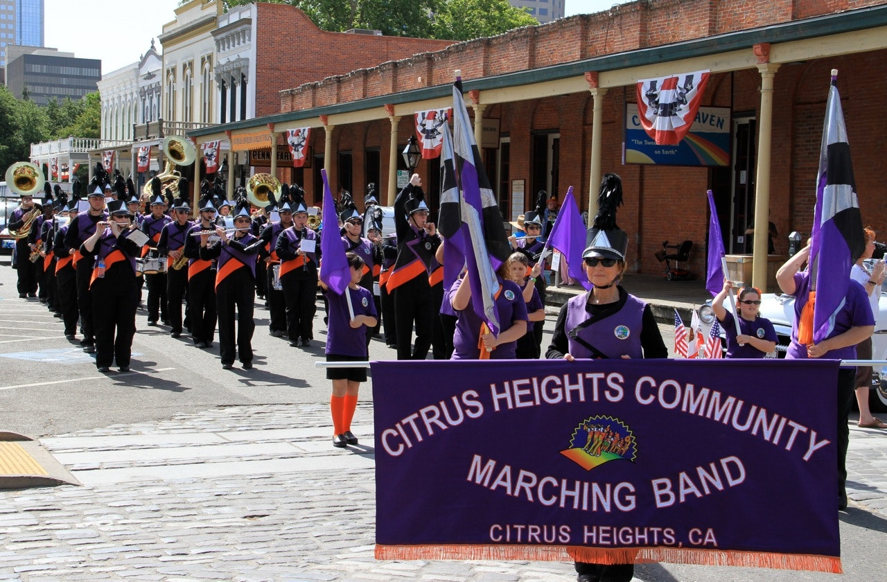 Community Marching Band - Sunrise Recreation and Park District