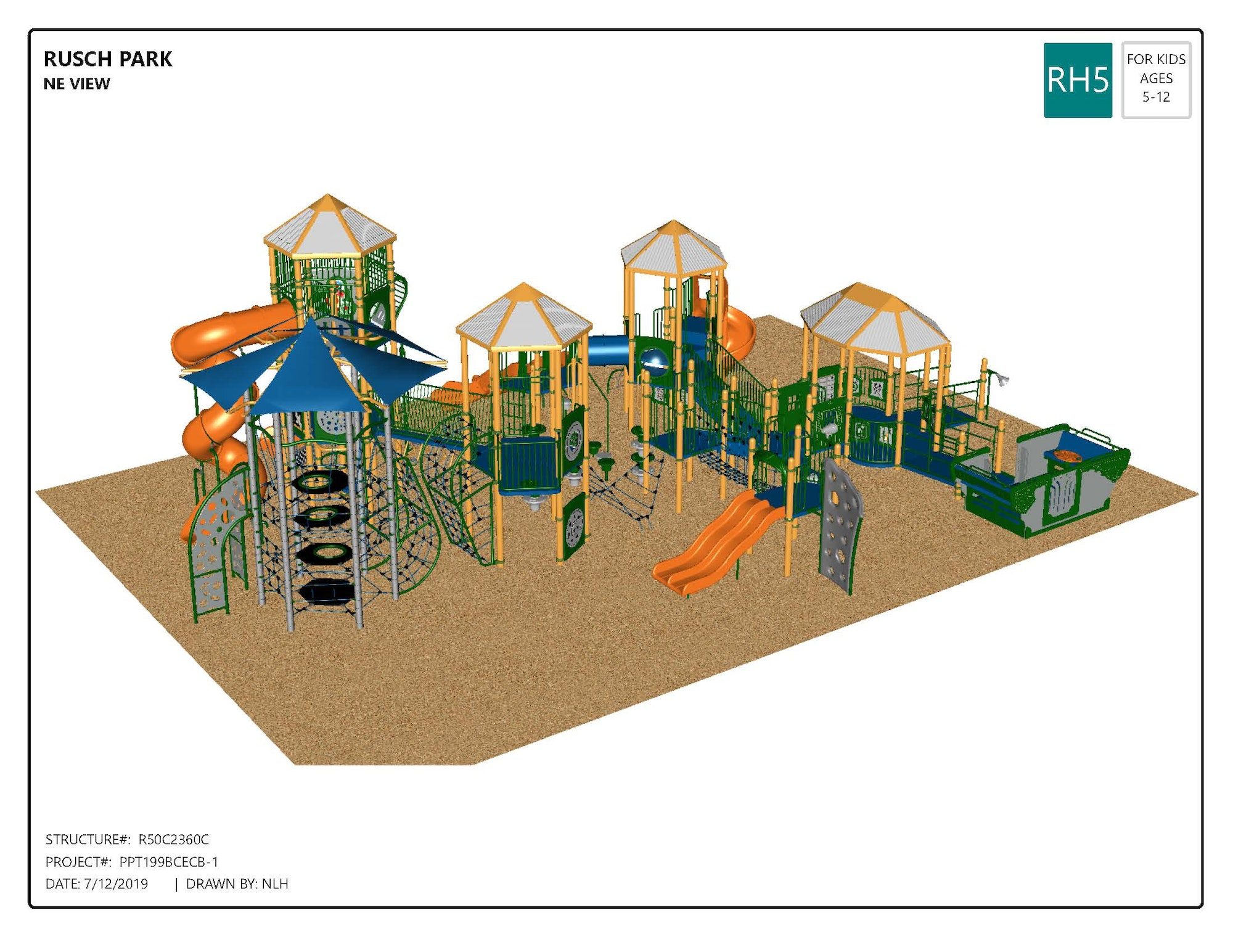 New Playground Coming Dec 2019