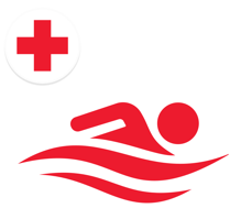 May contain: logo, symbol, trademark, first aid, and red cross