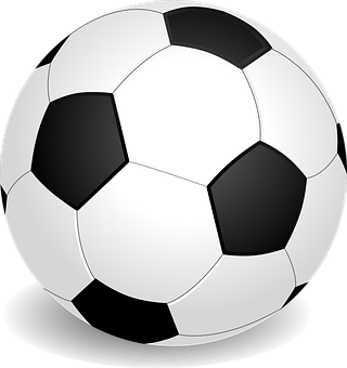 May contain: sport, team sport, soccer ball, soccer, sports, ball, football, and team