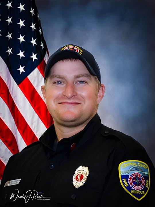 Lieutenant Cody Johnson