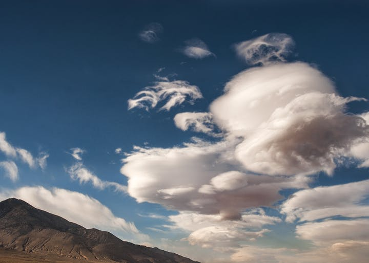 May contain: nature, outdoors, weather, cumulus, cloud, sky, and azure sky