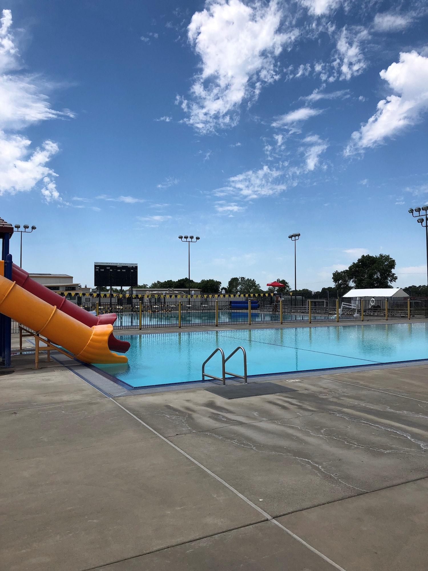 RLHS Pool