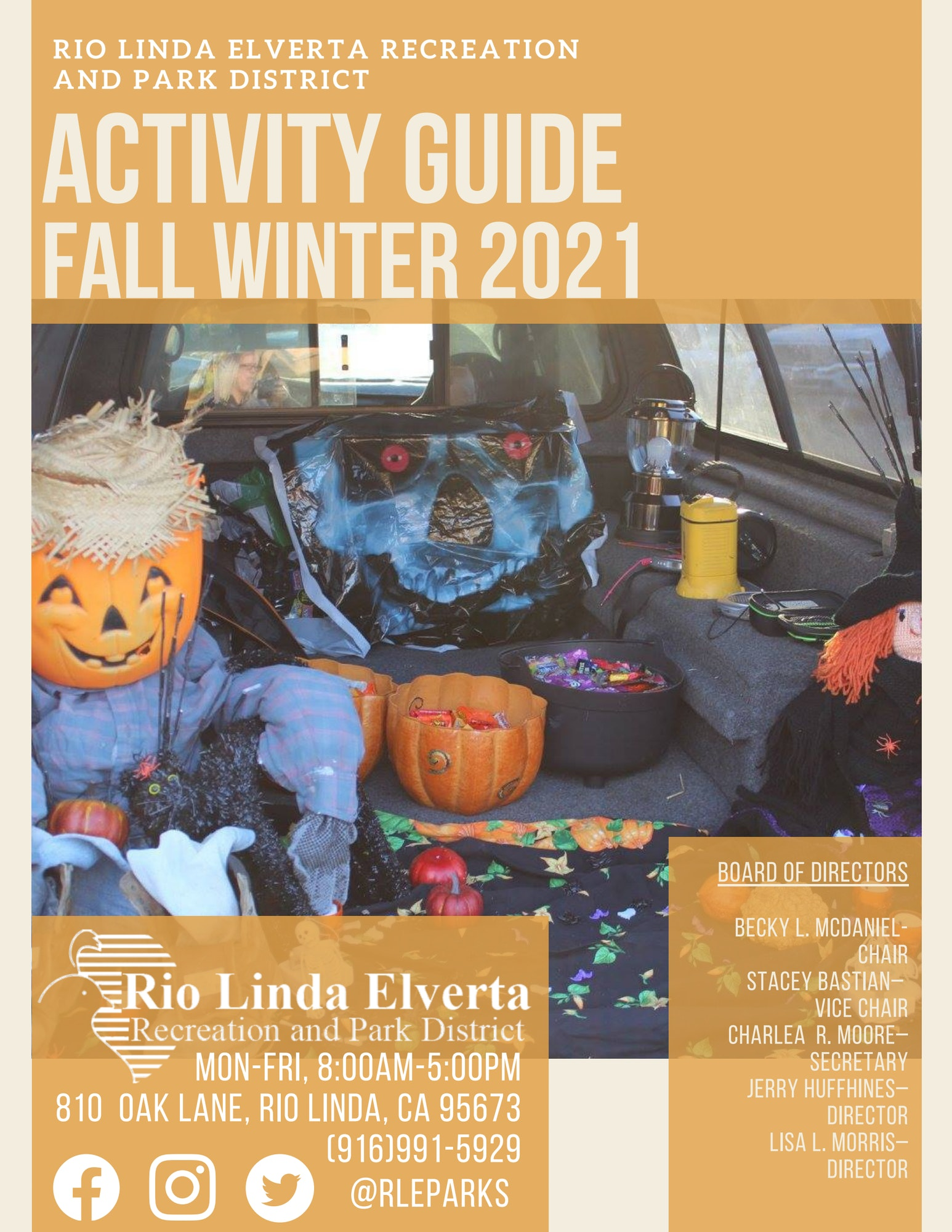 activity guide fall winter 2021