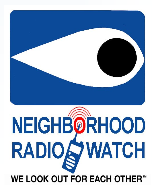 Neighborhood Radio Watch logo
